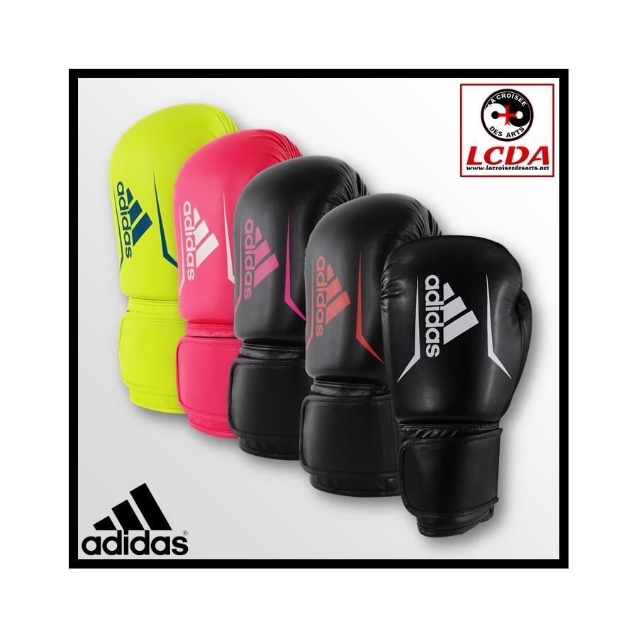 new style 628bd 02753 GANTS DE BOXE ADIDAS SPEED 50